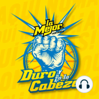 PROGRAMA 15 MARZO 2016: DURO Y A LA CABEZA