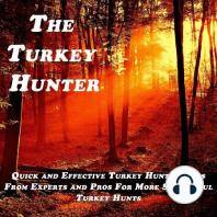 336 - Our Hearing and Our Enjoyment and Success While Turkey Hunting with Bill Dickinson: Hearing Them Helps with Killing Them with Bill Dickinson This week, Cameron and I have Bill Dickinson with Tetra Hearing on the show with us to talk about Tetra's push to educate us on hearing loss and how we can help to protect our hearing so that it wi...