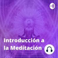 Curso Introducción a la Meditación Clase 14: El deseo.