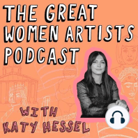 Julie Curtiss: In episode 32 of The Great Women Artists Podcast,…