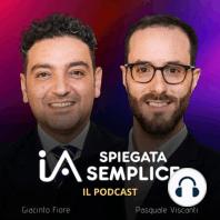 #17 Notizie, Intelligenza Artificiale: conferenza internazionale a Lamezia Terme: Tante e Tante notizie dal mondo dell'intelligenza artificiale anche in questa puntata, di seguito i link delle notizie commentate.  seguici su   Facebook: https://www.facebook.com/groups/iasemplice/ Linkedin: https://www.linkedin.com/groups/13679641/...