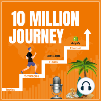 #107: Michael Lebhar - Made Million at 22, Strategies for Amazon and Other Platform: My guest today is Michael Lebhar. Michael is a CEO of Lebbro Industries. Michael is in his early twenties and already making 7 figures with his business selling on different platforms such as Amazon, Walmart, Target… Michael started Amazon...