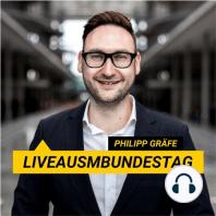 Über Betäubungsmittel, Messer und kiloweise Schnitzel im Bundestag: Betäubungsmittel, Messer und kiloweise Schnitzel …