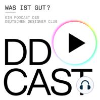 """DDCAST 22 - Uwe Melichar """"Das Wort 'Müll' muss weg"""": Was ist gut? Design, Architektur, Kommunikation"""