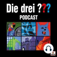 Record-Release-Feature zur Folge 206: Die drei ??? Folge Die drei ??? und der Mottenmann steht in den Startlöchern! Oliver Rohrbeck stellt in diesem Sonder-Podcast erste Hörspielsequenzen vor und liest Passagen aus dem Buch.