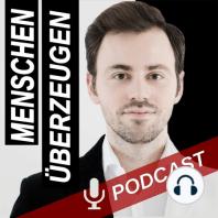 """11: Über moderne Werbemethoden, Künstliche Intelligenz & Purpose: Interview mit Christian Ehl: In dieser Interview-Folge interviewe ich Christian Ehl, den Geschäftsführer der Werbeagentur Hillert & Co. Er ist Aktivist und Autor zum Thema """"Künstliche Intelligenz"""" und Experte für moderne Werbemethoden. Was kannst Du aus dieser Podcast-Folge mitnehme..."""