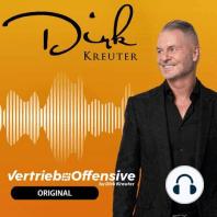 """#012 So wirst Du zum BestSeller!: """"Dirk Kreuters Vertriebsoffensive Spezial""""So wirst Du zum BestSeller!  DIE MOTIVATION, DIE DUAUS DIESEM WOCHENENDE MITNEHMEN WIRST, TRÄGT DICHFÜR WOCHEN!  Du wirstnicht als Verkäufer geboren, sondern zum Verkäufer gemacht. Erlebe..."""