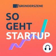#17 Von der Ärztin zur Gründerin – Sophie Chung, Qunomedical: So geht Startup – Der Gründerszene-Podcast