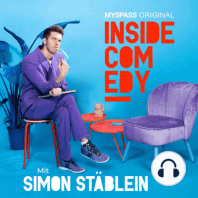 Simon Pearce: Zwischen Haltung und Hans Wurst: Inside Comedy #20