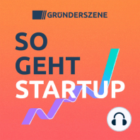 #39 Im Alleingang zum Exit – Wolfgang Dorfner, Alpha Foods: So geht Startup – Der Gründerszene-Podcast