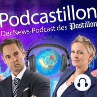 Der Quarantäne-Podcast des Postillon - Folge 1: Hat Deutschland das jetzt wirklich noch gebraucht? Egal! Seit heute hat auch der Postillon so einen Quarantäne-Podcast! Lassen Sie sich mit der gewohnten Kompetenz und Seriosität über alles informieren, was Sie sonst zu Hause verpasst hätten.