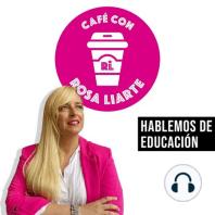 """11 - César Poyatos - """"Hay que usar la tecnología en beneficio del aprendizaje de nuestros estudiantes"""": En este episodio me tomo un café con César Poyatos. Profesor en la Universidad Autónoma de Madrid, parte del Equipo de Profes Innovadores y fundador de Profes TV.   Más info sobre este podcast: https://rosaliarte.com/podcast/"""