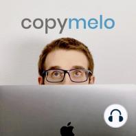 Copymelo #143: 4 (+1) pasos para trabajar un podcast y potenciar tu marketing de contenidos: ¿Quieres potenciar tu marketing de contenidos con una estrategia que te convertirá en único? 4 (+1) pasos para crear un podcast memorable e impactar.