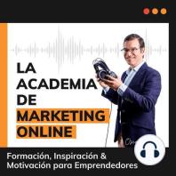 Cómo calmar una mente convulsa y encontrar la inspiración con Eli Bravo | Episodio 215: Marketing Online y Negocios en Internet con Oscar Feito