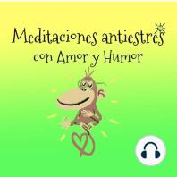 Meditacion para momentos de ansiedad: Sí: en momentos de ansiedad puedes meditar. Y darte cuenta de que la ansiedad viene cuando NO aceptas. Ahí está la clave: aprender a dejar de luchar... ... y así, el cuerpo se calma!