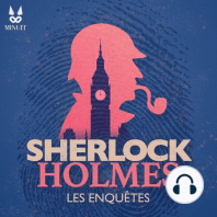 Sherlock Holmes • Problème final • Partie 2 sur 4: PROBLÈME FINAL ???⏳ Par une soirée d'avril 1891, Holmes arrive chez son vieil ami le docteur Watson visiblement mal en point, après une enquête en France. Holmes entreprend alors de faire le récit à son ami du duel qui l'opposa au professe...