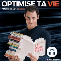457 - The Happiness of Pursuit de Chris Guillebeau, en 5 idées simples