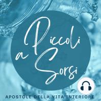 riflessioni sul Vangelo di Giovedì 27 Maggio 2021 (Mc 10, 46-52) - Apostola Michela