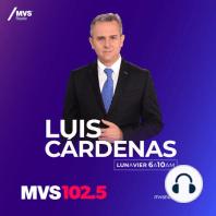 Programa completo Luis Cárdenas 10 Junio 21: Experiencia, punto débil de Arturo Herrera.