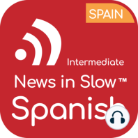 News in Slow Spanish - #640 - Learn Spanish through Current Events: En la primera parte del programa, discutiremos algunas de las noticias que acapararon titulares esta semana. Comentaremos algunas de las principales cuestiones discutidas y acordadas por los líderes del G7 durante la cumbre celebrada en Cornwall,...