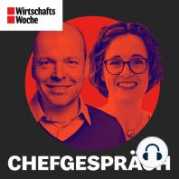 """Siemens-Chef Busch: """"Ich habe keine Angst um unser China-Geschäft"""": WirtschaftsWoche Chefgespräch"""
