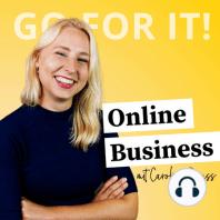 """Altersvorsorge mit Aktien? Die Schritt-für-Schritt Anleitung für Selbstständige und UnternehmerInnen: Interview mit Jenny von """"Aktien für Frauen"""""""