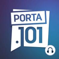 O primeiro contato com PCs no Brasil - com Henrique Sampaio: O que tem atrás da Porta 101? O estúdio do Canaltech! É onde gravamos este Podcast com nossa equipe, onde vale TUDO sobre ciência e tecnologia...