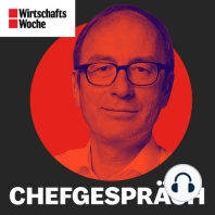 """Hugo-Boss-Chef Grieder: """"Ich bin nicht so ein Modemensch"""": WirtschaftsWoche Chefgespräch"""