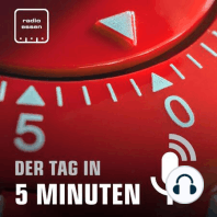 #458 Der 10. September in 5 Minuten: 2G-Ideen in Essen + enger Ruhrbahn-Takt + schnelleres Internet + Müllsammler an der Ruhr