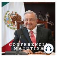 Martes 14 septiembre 2021 Conferencia de prensa matutina #694 - presidente AMLO