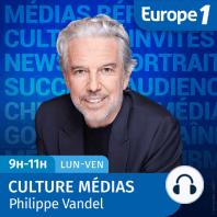Médias - Philippe Vandel avec Caroline Delage: Médias - Philippe Vandel avec Caroline Delage