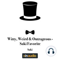 Witty, Weird & Outrageous - Saki Favorite