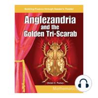 Anglezandria and the Golden Tri-Scarab