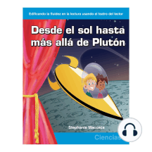 Desde el sol hasta más allá de Plutón/From the Sun to Beyond Pluto