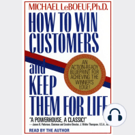 How To Win Customers And Keep Them For Life