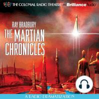 Ray Bradbury's The Martian Chronicles