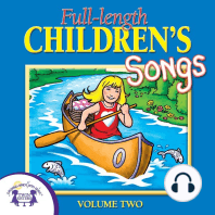 Full-Length Children's Songs, Vol. 2