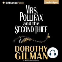 Mrs. Pollifax & the Second Thief