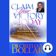 Claim Your Victory Today