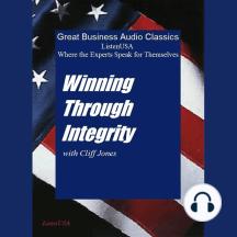 Winning Through Integrity