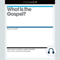 What is the Gospel?