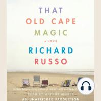 That Old Cape Magic
