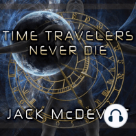 Time Travelers Never Die