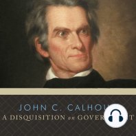 A Disquisition on Government