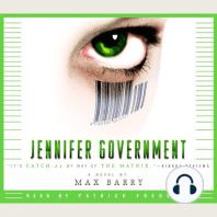 Jennifer Government: A Novel