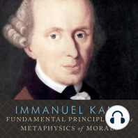 Fundamental Principles of the Metaphysics of Morals