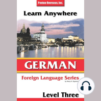 German Level 3