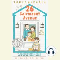 26 Fairmount Avenue, Book 4