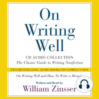 On Writing Well Audio Collection