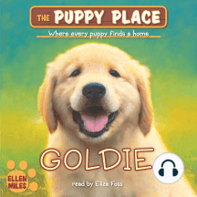 Puppy Place: Goldie